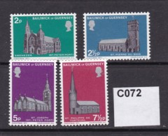 Guernsey 1971 Christmas (MNH) - Guernesey