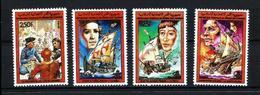 Comores Nº 468/71 Nuevo - Comores (1975-...)