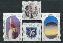 Kiribati 1989 20th Anniversary Of Manned Moon Landing Set MNH (SG 305-308) - Kiribati (1979-...)