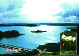 Belarus:Zaslauye, View Of Zaslauye, 2005 - Belarus