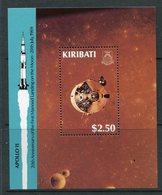 Kiribati 1989 20th Anniversary Of Manned Moon Landing MS MNH (SG MS309) - Kiribati (1979-...)