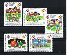 Comores Nº 373/7 Nuevo - Comores (1975-...)