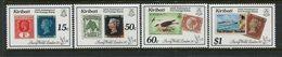 Kiribati 1990 150th Anniversary Of The Penny Black Set MNH (SG 322-25) - Kiribati (1979-...)