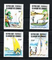 Comores Nº 362/5 Nuevo - Comores (1975-...)