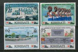 Kiribati 1991 Phila Nippon '91 International Stamp Exhibition Set MNH (SG 368-71) - Kiribati (1979-...)