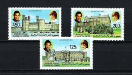 Comores Nº 345/7 Nuevo - Comores (1975-...)