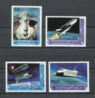 Comores Nº 341/4 Nuevo - Comores (1975-...)