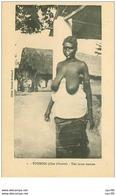 Cote D Ivoire . N° 43003 . Toumodi.seins Nue - Côte-d'Ivoire