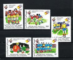 Comores Nº 332/6 Nuevo - Comores (1975-...)