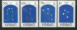 Kiribati 1995 Night Sky Over Kiribati Set MNH (SG 465-68) - Kiribati (1979-...)