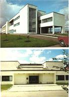 Estonia:Saaremaa Island, Sauna And Administrative Building, 1989 - Estonia