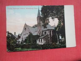 Trinity Episcopal  Waterbury    Connecticut >     Ref 4103 - Waterbury