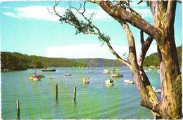 Australia:M.V. Krait - McCarr Creek - Unclassified