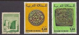 Maroc / Morocco - Art, Sculpture, Ancient Coins, Historic Buildings, Bab Chorfa, Fes - Used - Tanzanie (1964-...)