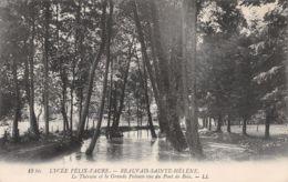 60-BEAUVAIS SAINT HELENE LYCEE FELIX FAURE-N°3750-E/0241 - Beauvais