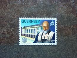 1982  Sir Edgar Mac Culloch   SG = 253   ** MNH - Guernsey
