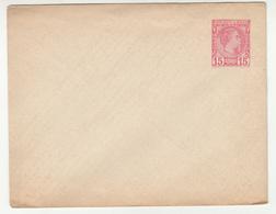 Monaco Postal Stationery Letter Cover 1885 Unused B200601 - Enteros  Postales
