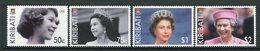 Kiribati 2006 80th Birthday Of Queen Elizabeth II Set MNH (SG 750-53) - Kiribati (1979-...)
