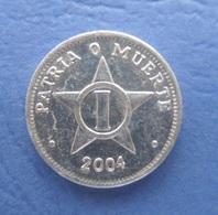 CUBA 1 CENTAVO 2004 AUNC - Kuba