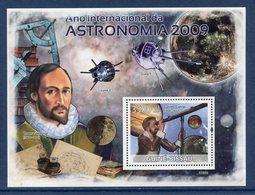 Guinée Bissau - Bloc - Astronomia - Neuf Sans Charnière - 2009 - Guinée-Bissau