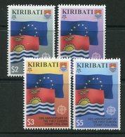 Kiribati 2006 50th Anniversary Of EUROPA Stamps Set MNH (SG 755-58) - Kiribati (1979-...)