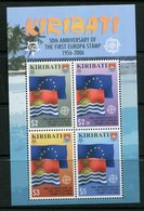 Kiribati 2006 50th Anniversary Of EUROPA Stamps MS MNH (SG MS759) - Kiribati (1979-...)