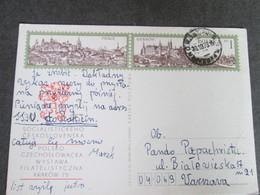 PHILATELIC EXHIBITION, KRAKOW   1975 - Interi Postali