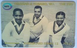 "144 CTTB Cricket  The 3 ""W""s TT$20 - Trinité & Tobago"