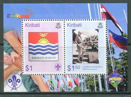 Kiribati 2007 Centenary Of Scouting MS MNH (SG MS795) - Kiribati (1979-...)