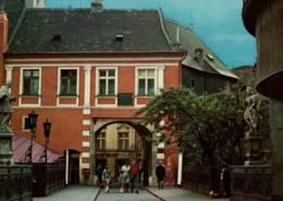 CPM - BRATISLAVA - Vue De La Ville - Pont Baroque Michael … - Slovaquie