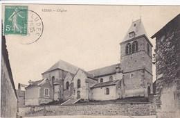 51 LUDES L'église - Autres Communes