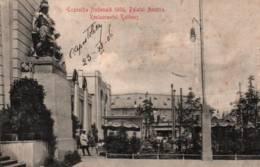 CPA - BUCARESTI - EXPO Nationale 1906 - Palais De L'Autriche - Restaurant … - Rumania