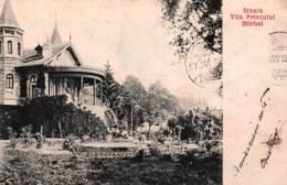 CPA - SINAÏA - Villa PRINTULUI STIRBEI … - Rumania