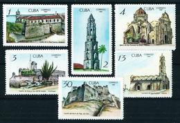 Cuba Nº 1180/5 Nuevo - Cuba