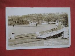 RPPC  Bagnell Dam Lake Ozarks Kansas City Missouri           Ref 4103 - Kansas City – Missouri