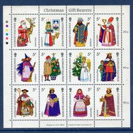 Guernesey - Bloc YT N° 5 - Christmas - Noel - Neuf Sans Charnière - 1985 - Guernsey