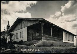 CALTANISSETTA - OSTELLO DELL'A.F.G. 1955 - Caltanissetta