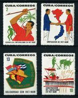 Cuba Nº 726/9 Nuevo - Cuba