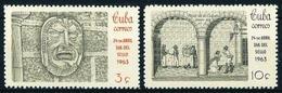 Cuba Nº 665/6 Nuevo - Cuba
