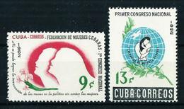 Cuba Nº 633/4 Nuevo - Cuba