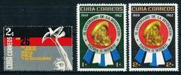 Cuba Nº 560-583/4 Nuevo - Cuba