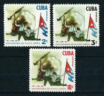 Cuba Nº 588/90 Nuevo - Cuba