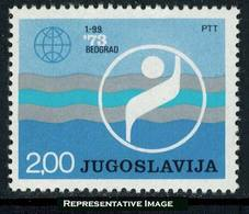 Scott 1148   2D Championship Badge World Water Sport Championships Belgrade. Mint Never Hinged. - Ungebraucht