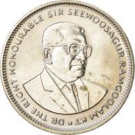Monnaie, Mauritius, Rupee, 1987, SUP, Copper-nickel, KM:55 - Mauricio