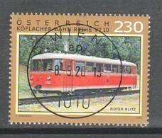 """Österreich 2020: """"Köflacher Bahn"""" Gestempelt(s. Foto) - 2011-... Gebraucht"""