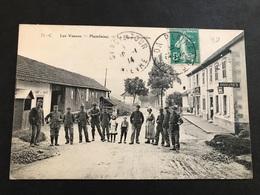 CPA 1900/1920 Col Du Bonhomme à Plainfaing La Douane Frontière - Francia