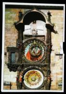 HORLOGE ASTRONOMIQUE - ASTRONOMICAL CLOCK - ASTRONOMISCHE KLOK  (Prague Praha)  - (Systeemkaart System Card) - Astronomia