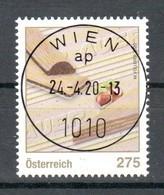 """Österreich 2020: """"100 J.Auer Baumstämme"""" Gestempelt (s. Foto) - 2011-... Gebraucht"""
