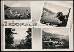 CASTELLAMMARE DEL GOLFO (TRAPANI) VEDUTINE 1958 - Trapani