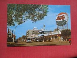 Large Pepsi Cola Sign          Central Los Mochis Sin  Mexico      Ref 4103 - Mexiko